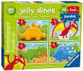 Ravensburger My First Jolly Dinos Puzzles