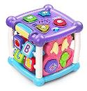 VTech Busy Learners Activity Cube - Purple - Onlin