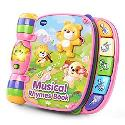 VTech Musical Rhymes Book - Pink - Online Exclusiv