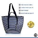 Beach Bag, Designer for Women, Girls, Men. Canvas